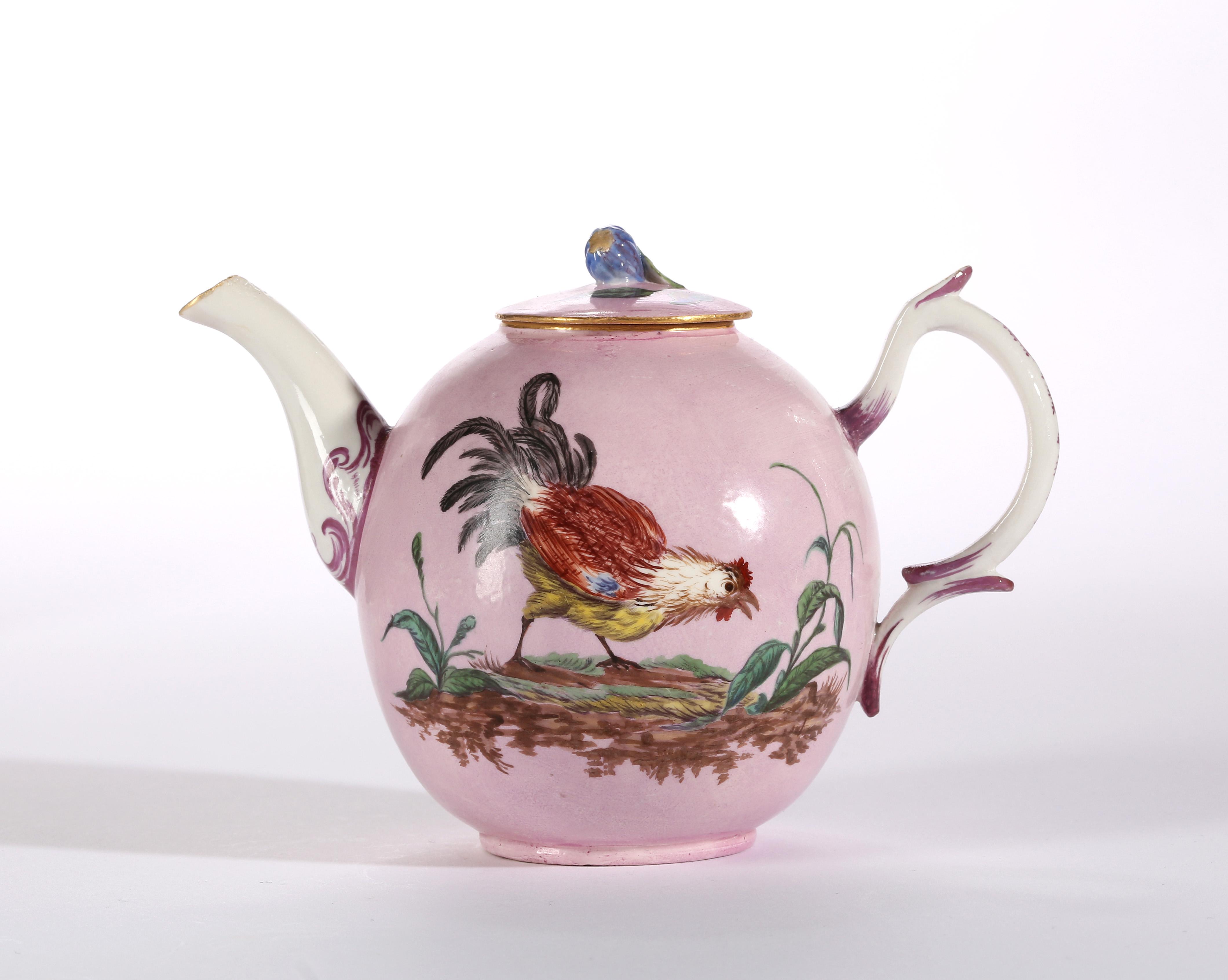 Loosdrecht teapot