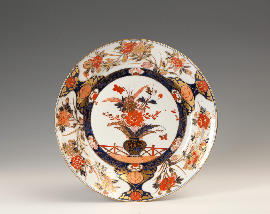 A MEISSEN IMARI CHARGER